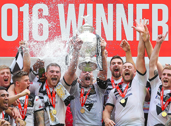 Hull FC Challenge Cup winners